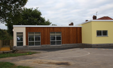 New building – The Sapling