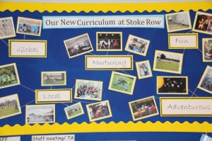 New curriculum at Stoke Row